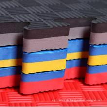 Linyi Factory Großhandel Sport Bodenmatte EVA Taekwondo Matten zu verkaufen