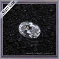 6X8mm 1.0 Carat Oval Cut Forever Brilliant Moissanite Loose Gemstones for Jewelry