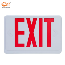 Emergency Exit Light With Battery Backup
