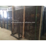 China marron emperador dark marble cheap price