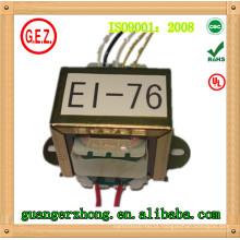 Transformador de cobre de baixa frequência 220vac para 12vdc 8amp