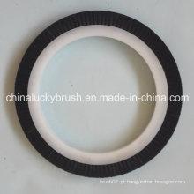 Redonda escova para Acc grande tingimento e acabamento máquina (YY-428)