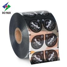cup sealing with foil packaging film roll