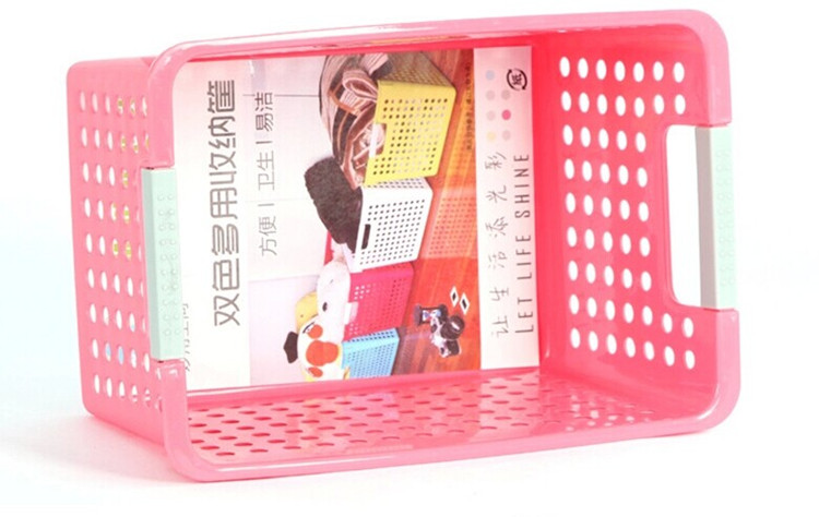 makeup tools basket