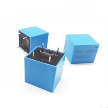 Miniature ZCT Current Transformer Zero Crossing 2mA Single Phase Zero Sequence Current Transformer