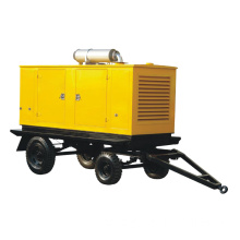 40kw trailer type Cummins Diesel Generator Set