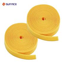 Envoltórios do fio de ganchos para trás pegajoso resistente