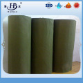 Polyester Silicone Coated Canvas Fabric for Truck Covers