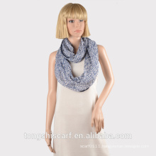 polyester infinity scarf 179-01 HI302