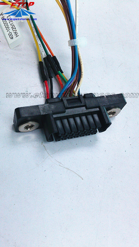 JST Connector for Wiring Cable