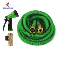 Bendable multi-function lowes expandable garden hose