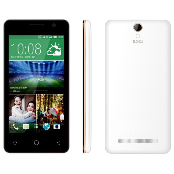 2015 Original 5 '' Android 4.4 Qual Core WCDMA Dual SIM GPS Qhd Мобильный телефон