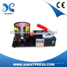 Promoção de canecas, Mini tipo, máquinas de imprensa para a caneca mágica de sublimação