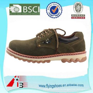 Модные стильные итальянские кожаные ботинки