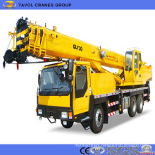 30 Ton Tavol Group Mobile Truck Crane From China to Sales