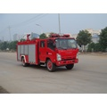 ISUZU 3.5Ton aerial fire ladder truck for sale