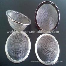 Mallas de filtro de acero inoxidable 316L para servicio de fabricación, Fabricante de mallas de filtro