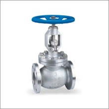 API cast steel flanged globe valve