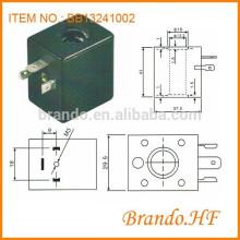 Lochdurchmesser 13mm Pneumatische DC 12V Magnetspule