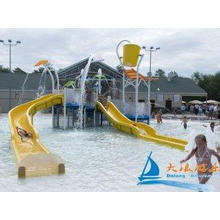 OEM Outdoor Water Playground Leisure Play Aqua Park Equipme