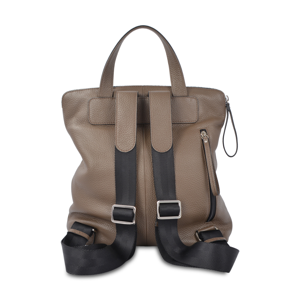 leather backpack for women and men