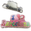 Custom Metal Tin Fridge Magnet
