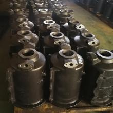 Railway Part Cast Iron Cylinder Housing