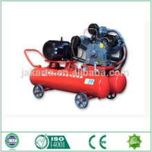 Compresor de aire de pistón pequeño sin aceite para la minería