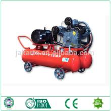 Óleo livre compressor de ar pistão pequeno para a mineração
