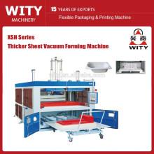 Машины для вакуумной формовки толстого листа