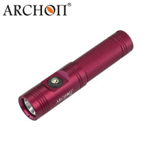 Archon Aluminum Portable Waterproof LED Torch V10
