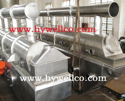 Vibrating Fluid Bed Drying Equipment