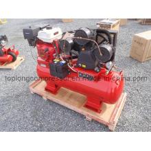 Gasoline Petrol Driven Air Compressor Air Pump (Tp-0.9/8)