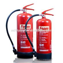 Extincteurs d'incendie en mousse 10L / produit anti-incendie