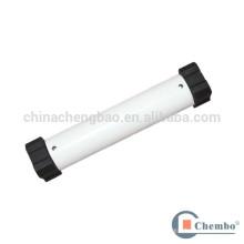 Motores tubulares 12v cc de color blanco para persianas enrollables