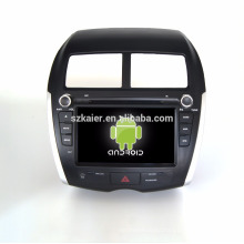 Factory car multimedia in-dash player 8inch car dvd player for Citroen C4 AirCross with android system