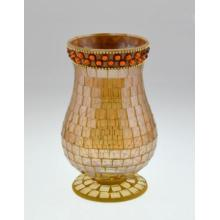 New Design Mosaic Glass Candle Holder
