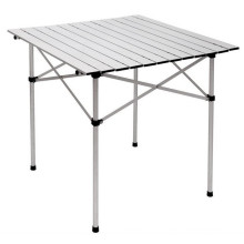 Aluminium Alloy Rolling Camping Table for Outdoor and Home Using (CL2A-AT03)