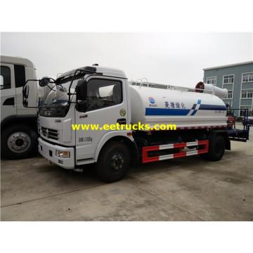 Dongfeng 6 CBM Dust Suppression Trucks