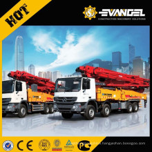 China 37m Concrete Pump With Good Japan Truck(HB37A)