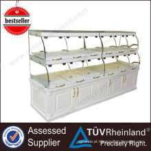 Equipamentos de padaria comercial Single Side 2 Layers Refrigerator Bakery Showcase