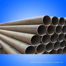 SAE 1008/1010/1020/1045 Tube en acier au carbone sans soudure laminé à froid