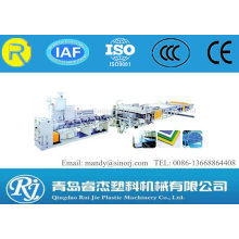 PC PP hollow grid sheet production line (one year warranty period)