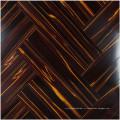 12.3 мм Е0 ХДФ зеркало Вишня звукопоглощающий ламинат