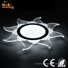 Low Maintenance Cost 35W Living Room Flat Ceiling Light