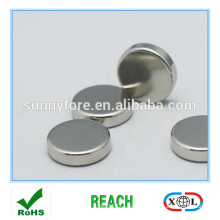 nickel N35 disc 20mm magnet