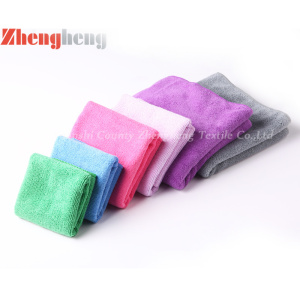 Warp Knitted Microfiber Towels