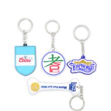High Quality 3D PVC Keychain /Soft PVC Keychain / Custom Keychain