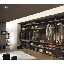 Armario de ropa de diseño moderno a medida