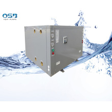 bomba de calor de agua a agua del inversor, sistema de ventilador de recuperación de calor de 45kw